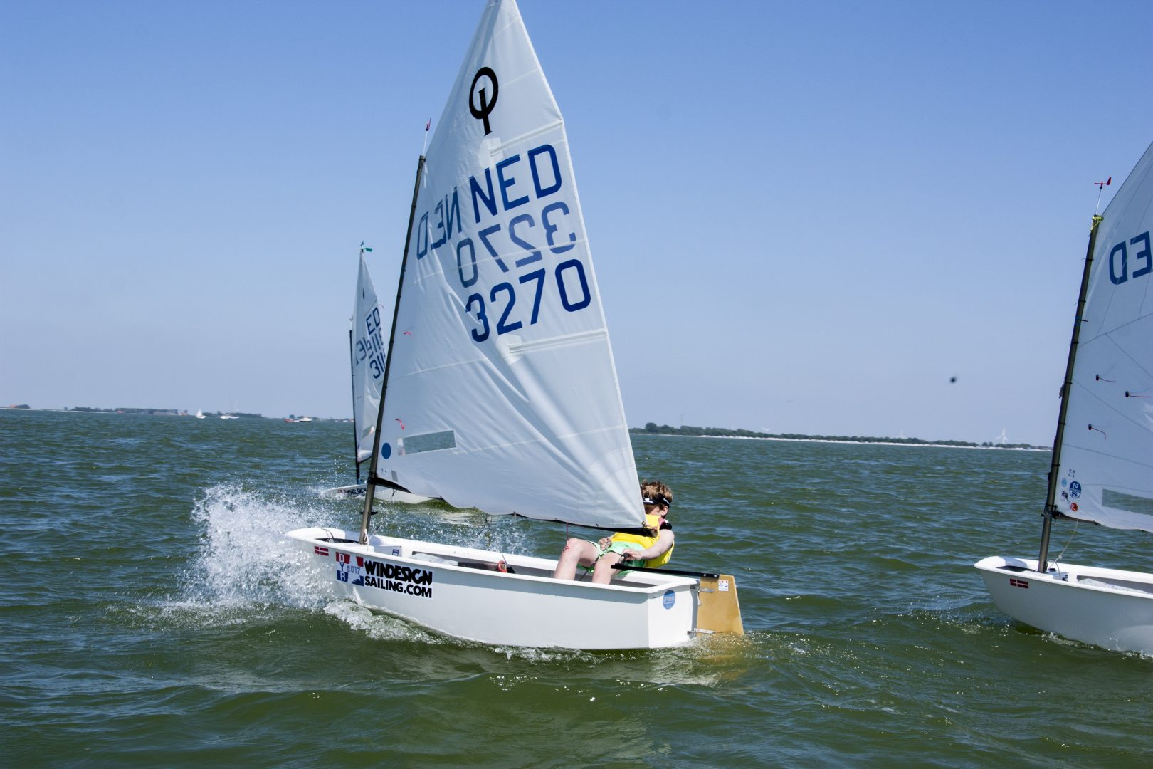 Windesign partner of United 4 Sailing