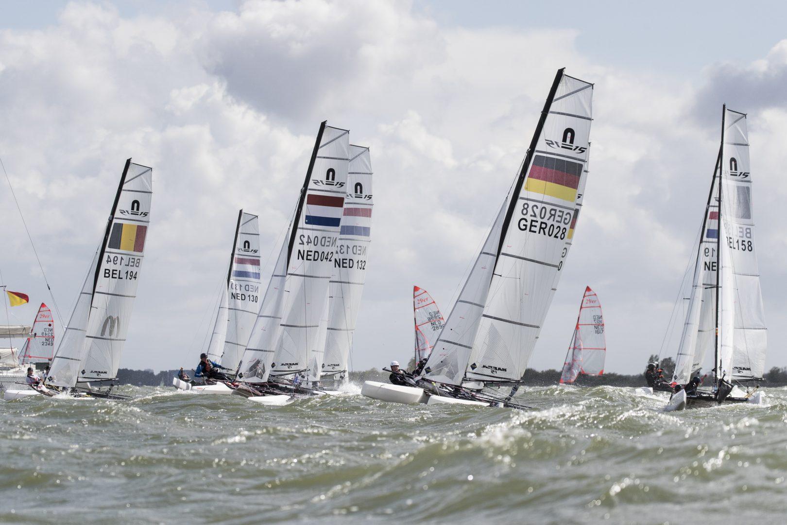 United 4 Sailing Muiderzand - Jasper van Staveren