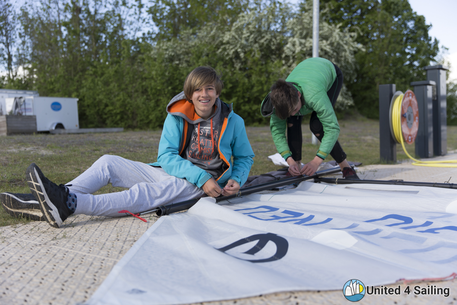 United 4 Sailing - Muiderzand photos