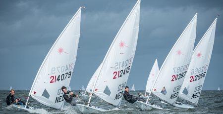 Onstuimige laatste editie van United 4 Sailing