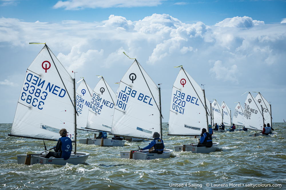 United 4 Sailing cancelled spring